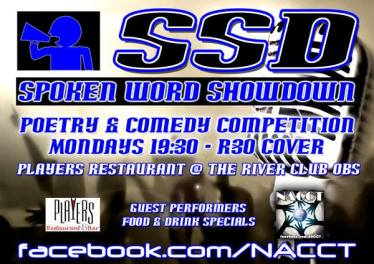 Spoken Word Showdown
